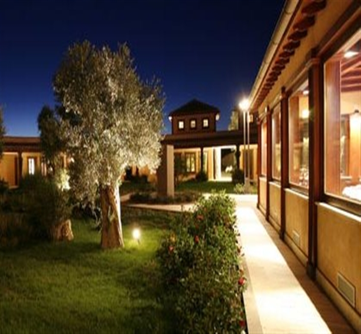 Hotel Castellinaria bild1