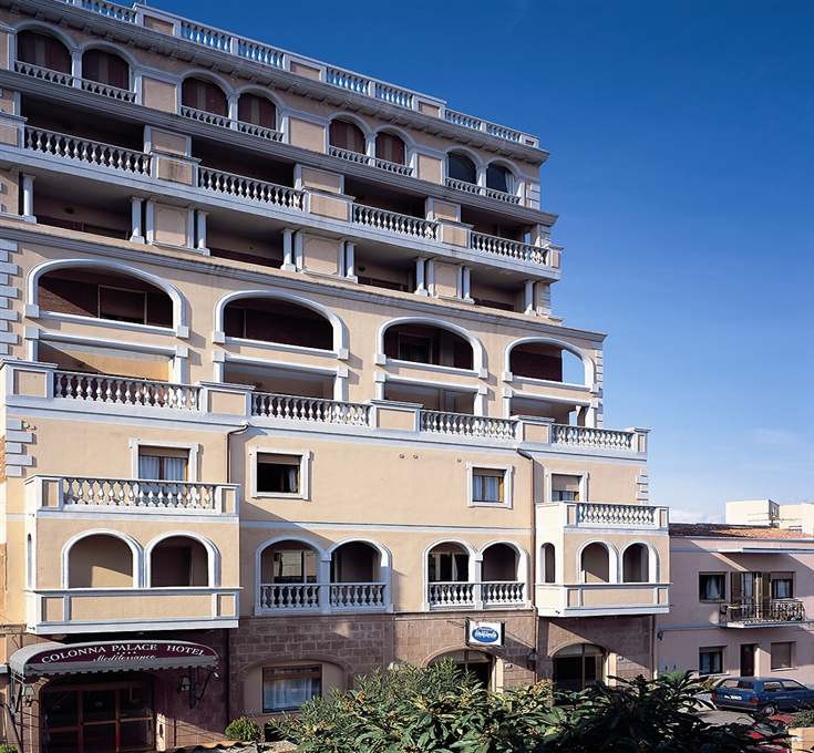 Colonna Palace Hotel Mediterraneo bild1