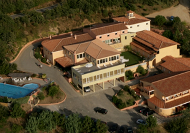Hotel Pausania Inn bild1