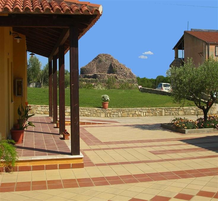 Hotel Su Nuraxi bild3