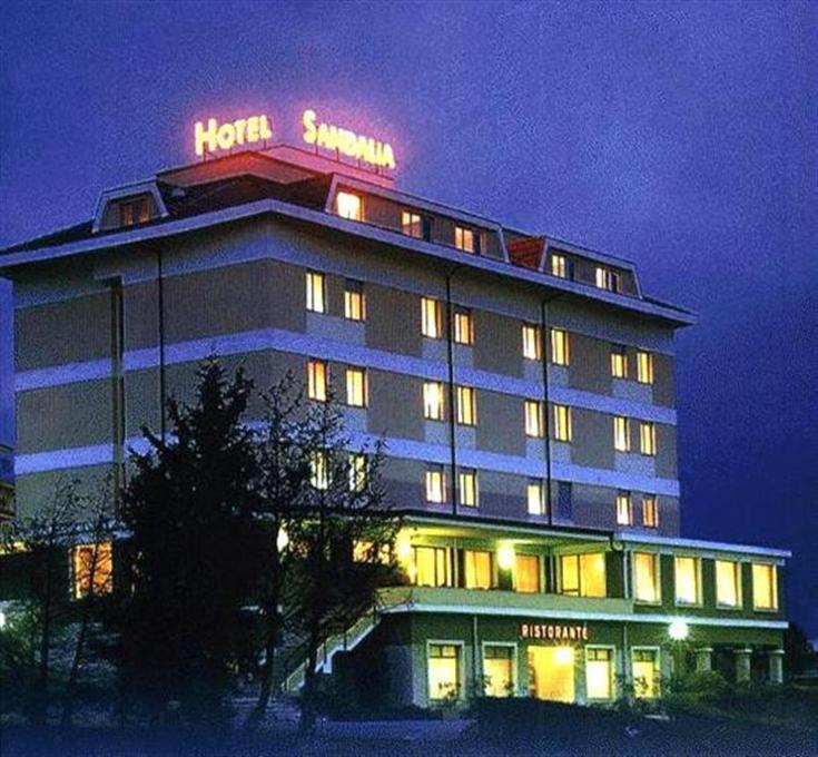Hotel Sandalia bild1
