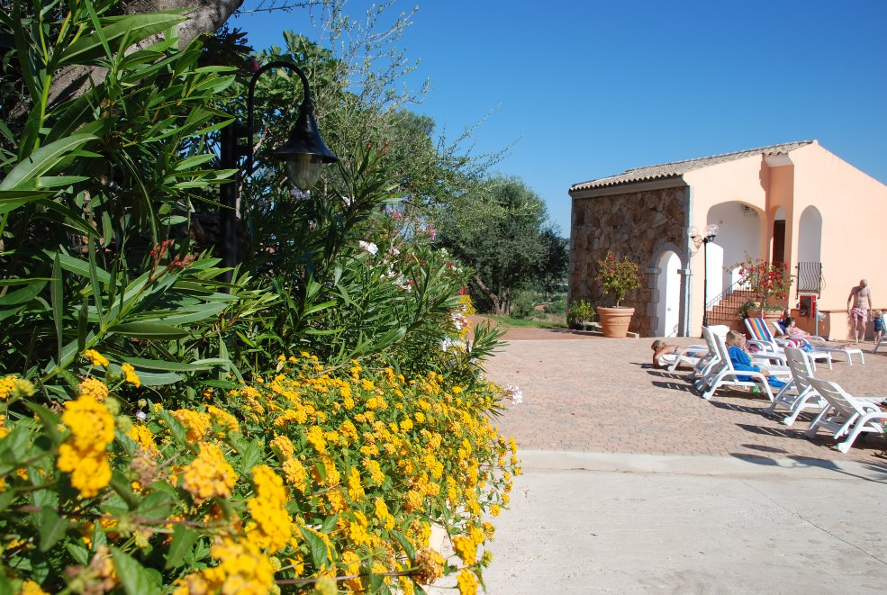 Albergo Residence Li Troni img7