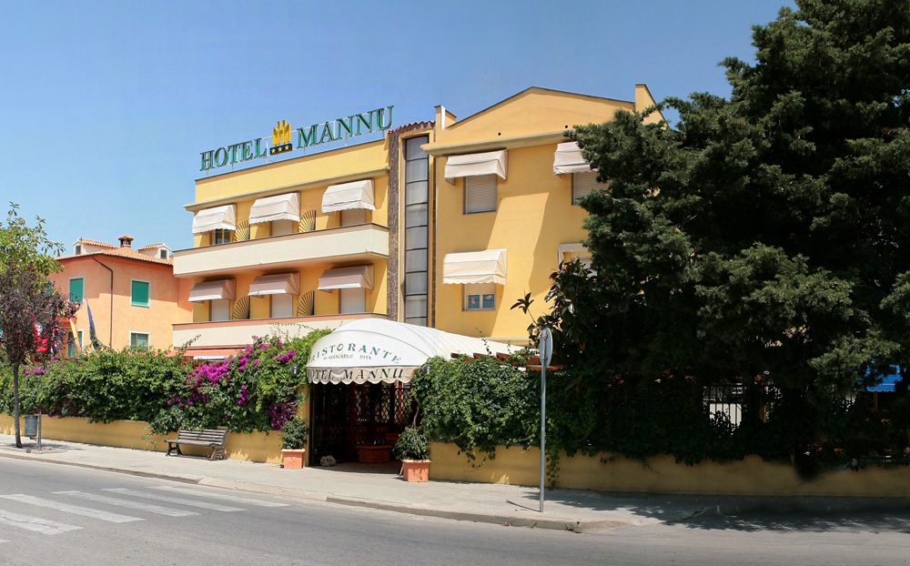 Hotel Mannu img4