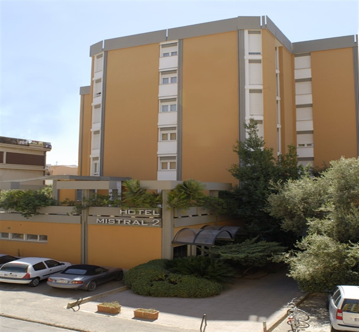 Hotel Mistral 2 bild2