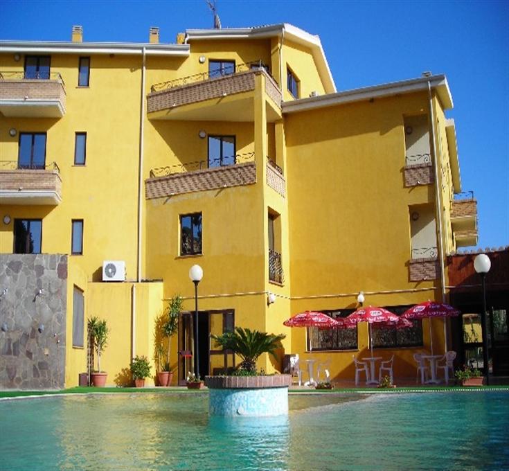 Hotel Le Palme S. Anna Arresi img1